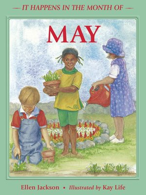 cover image of It Happens in the Month of May