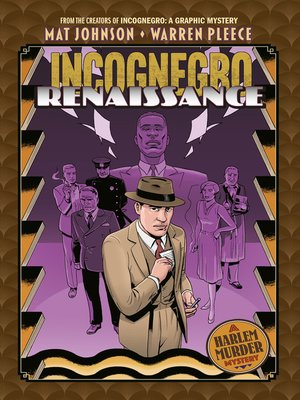 cover image of Incognegro: Renaissance