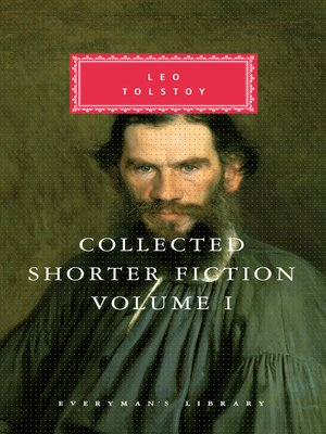 cover image of Collected Shorter Fiction, Volume 1