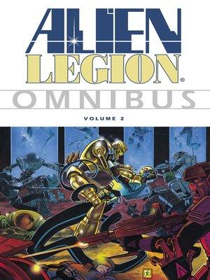 cover image of Alien Legion (1984), Omnibus Volume 2