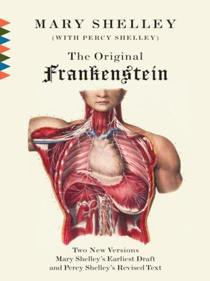 cover image of The Original Frankenstein
