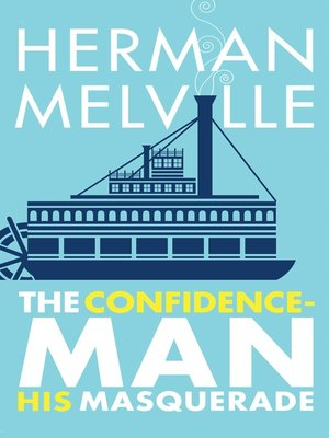 cover image of The Confidence-Man