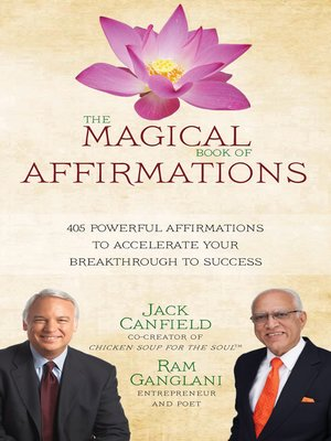 cover image of The Magical Book of Affirmations