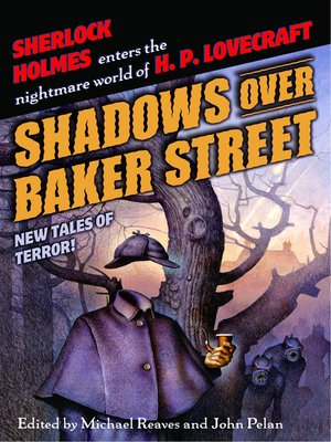 cover image of Shadows Over Baker Street