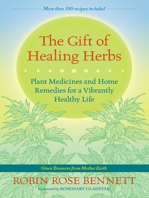 cover image of The Gift of Healing Herbs