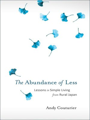 cover image of The Abundance of Less