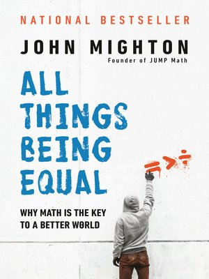 cover image of All Things Being Equal