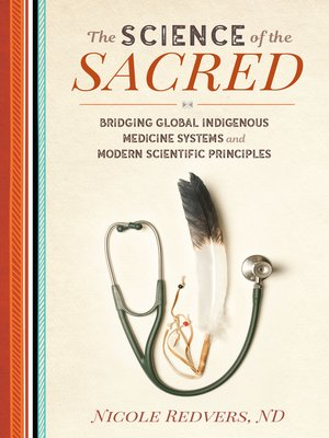 cover image of The Science of the Sacred