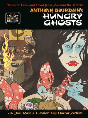 cover image of Anthony Bourdain's Hungry Ghosts