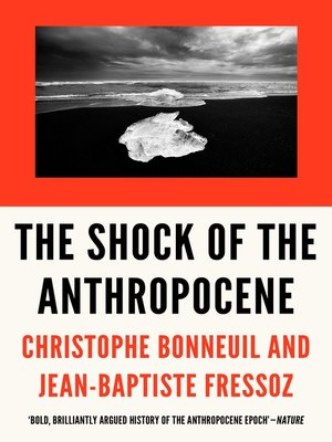 cover image of The Shock of the Anthropocene