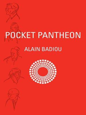 cover image of Pocket Pantheon