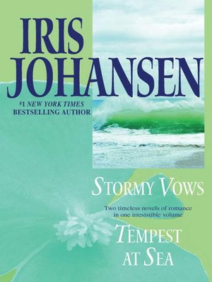 cover image of Stormy Vows/Tempest at Sea