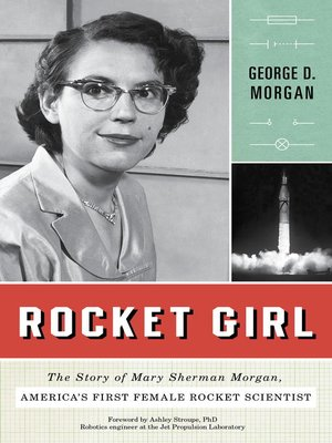 cover image of Rocket Girl