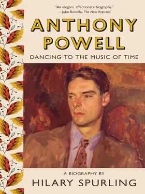 cover image of Anthony Powell
