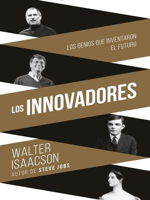 cover image of Innovadores (Innovators-SP)