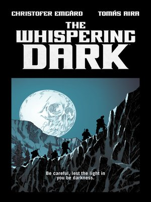 cover image of The Whispering Dark