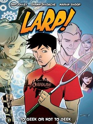 cover image of LARP!, Volume 1
