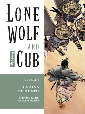cover image of Lone Wolf and Cub, Volume 8