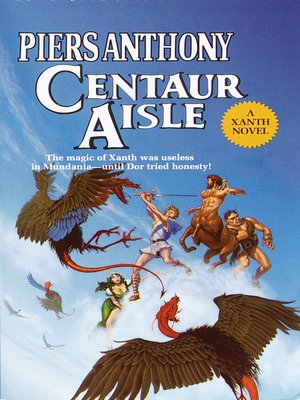 cover image of Centaur Aisle