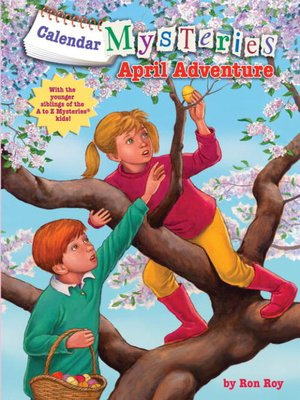 cover image of April Adventure
