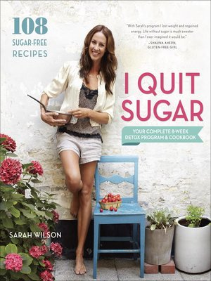 cover image of I Quit Sugar