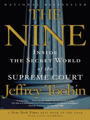 cover image of The Nine