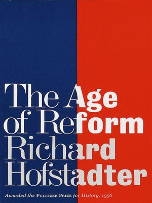 cover image of The Age of Reform
