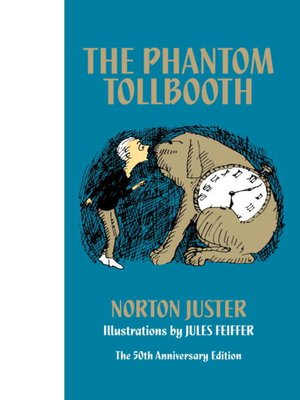 cover image of The Phantom Tollbooth