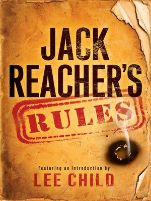 cover image of Jack Reacher's Rules