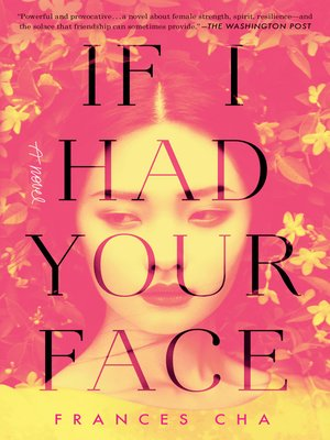 cover image of If I Had Your Face
