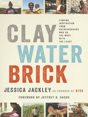 cover image of Clay Water Brick