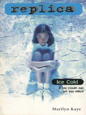 cover image of Ice Cold (Replica #10)