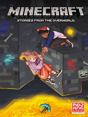 cover image of Minecraft: Stories from the Overworld