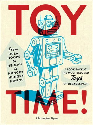 cover image of Toy Time!