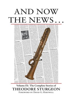 cover image of And Now the News