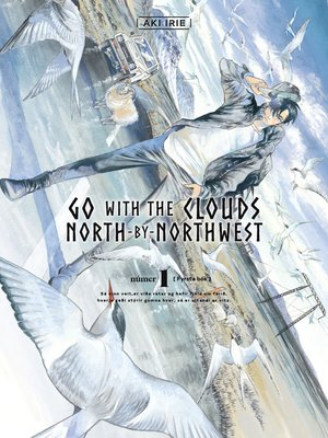 cover image of Go with the Clouds, North-by-Northwest, Volume 1