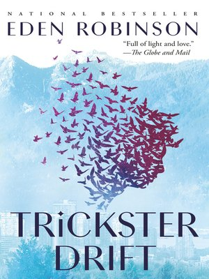 cover image of Trickster Drift