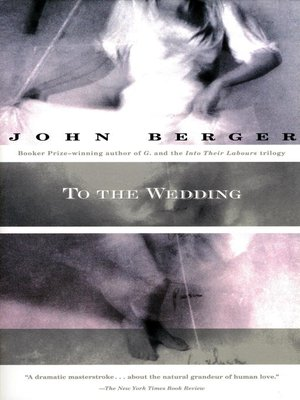 cover image of To the Wedding