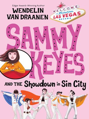 cover image of Sammy Keyes and the Showdown in Sin City