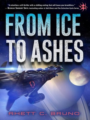 cover image of From Ice to Ashes