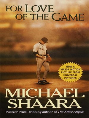 cover image of For Love of the Game
