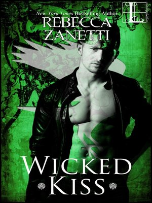cover image of Wicked Kiss