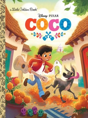 cover image of Coco Little Golden Book (Disney/Pixar Coco)