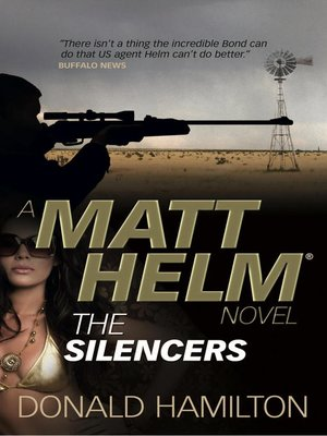 cover image of The Silencers