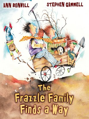 cover image of The Frazzle Family Finds a Way