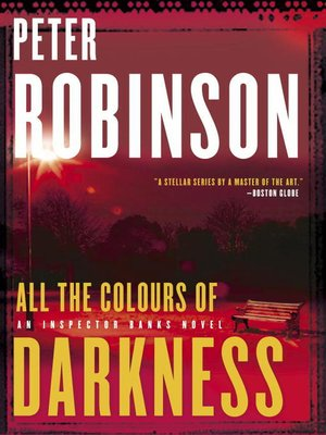 cover image of All the Colours of Darkness
