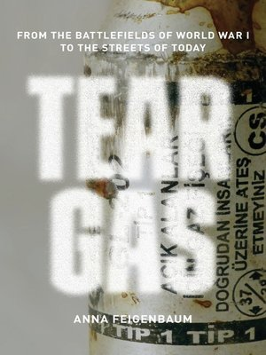 cover image of Tear Gas