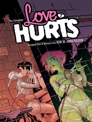 cover image of The Complete Love Hurts