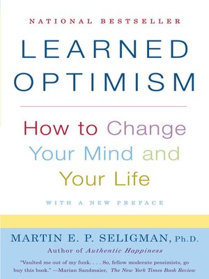 cover image of Learned Optimism