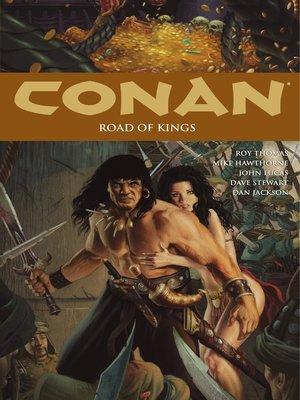 cover image of Conan, Volume 11